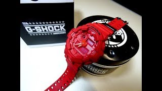 G-Shock GA-735C-4AER 35 anniversary unboxing by TheDoktor210884