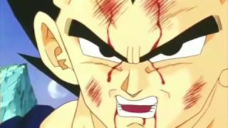 Vegeta pide dos deseos a  Porunga para derrotar a Kid Buu. V...