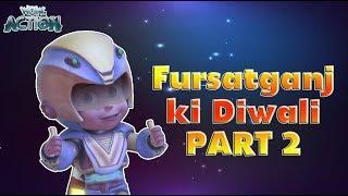 Vir: The Robot Boy | Fursatganj Ki Diwali - Part 2 | 3D Action shows for kids | WowKidz Action