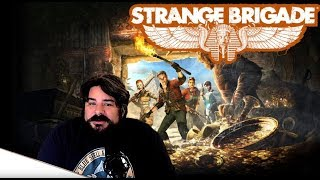 Am I the ONLY person who cares about Strange Brigade???