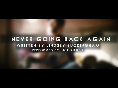 Never Going Back Again (Live Cover)