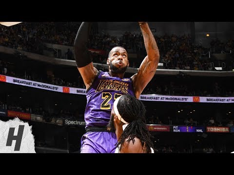 Brooklyn Nets vs Los Angeles Lakers - Full Game Highlights | March 22, 2019 | 2018-19 NBA Season