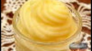 Масляный крем с сгущенкой и сметаной
