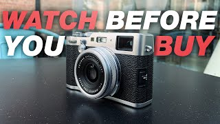 Fujifilm X100F Review in 2019 - Watch Before You Buy