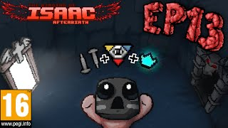 The Binding Of Isaac Afterbirth Ep13, Clavos de Diamante