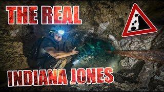 Spektakuläres verlassenes Bergwerk 🔥 INDIANA JONES MINE 2.0 !😱 | ItsMarvin