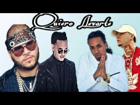 Ozuna ,Lary Over Farruko FT Amenazzy  - Quiero Llevarte Remix (Audio Oficial)