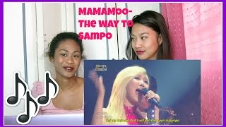 Baixar MAMAMOO-The way to Sampo | Reaction