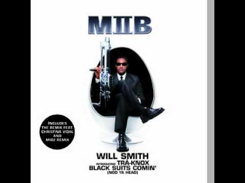 Will Smith & Tra Knox - Black Suits Comin' (MIB2 Remix)