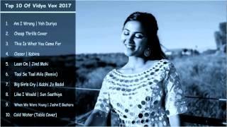 Best Vidya Vox Songs Jukebox - Best Bollywood Songs
