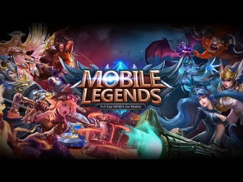 🔴 [ LIVE ] PUSH RANKED - ATC SQUAD NOOB AKAN MENGHIBUR ANDA - MOBILE LEGENDS