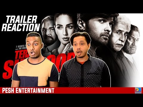 Teraa Surroor Trailer Reaction | PESH Entertainment