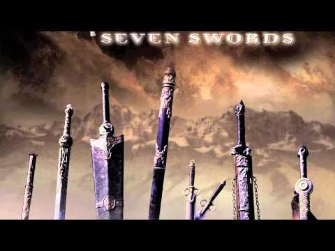 SEVEN SWORDS soundtrack, by Kenji Kawai :