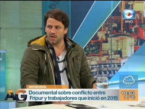 """Entrevista - """"Pecera"""" un documental sobre el conflicto entre la empresa FRIPUR y los trabajadores"""
