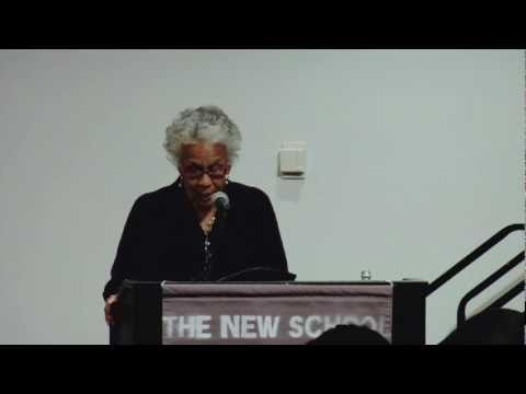 Re-Mixed and Re-Mastered - Part 1: Keynote by Jill Nelson | The New School