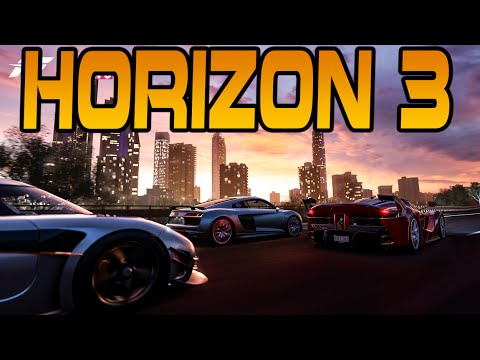 Forza Horizon 3 News: Release Date, 4 Player Co-op, PC & Xbox One, 350 Cars + Much More!