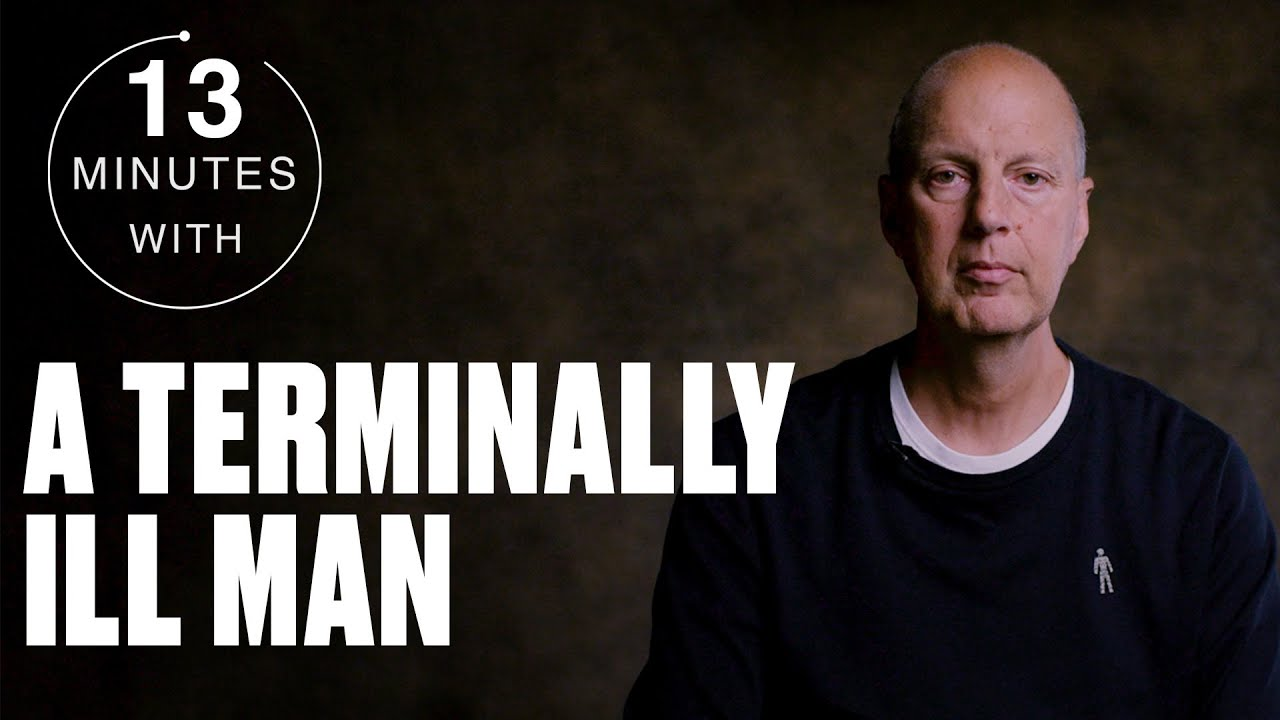 A Dying Man's Story | Minutes With | UNILAD