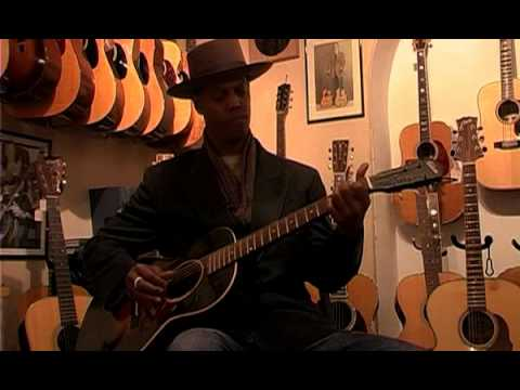 Eric Bibb - An afternoon in Paris