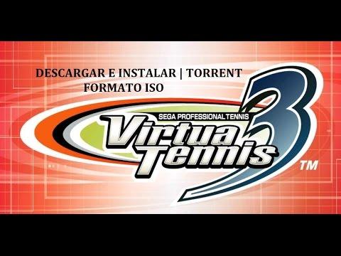 Descargar E Instalar Virtua Tennis 3 Para PC Full En Español (uTorrent)