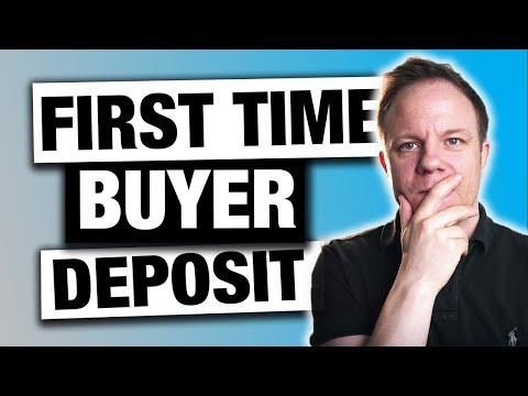 First Time Buyer Deposit UK