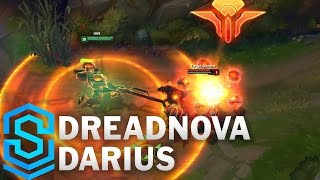 Dreadnova Darius Skin Spotlight - Pre-Release - League of Legends