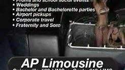 AP Limousine Service Gainesville Ocala FL Party Bus