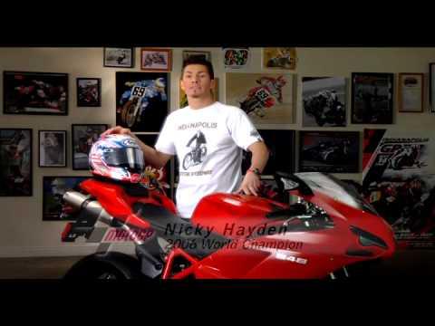 Wear Your Gear - Nicky Hayden