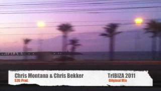 "Chris Montana & Chris Bekker ""TrIBIZA 2011"" (Official Video)"