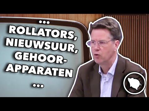 Martin Bosma (PVV) sloopt de NPO in 11 minuten en 37 seconden