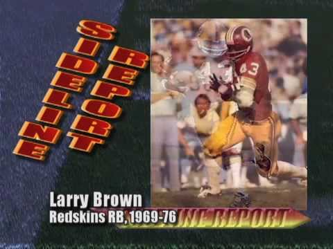 Sideline Report Interview with Larry Brown - Week 16 Part 2