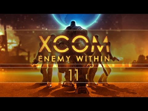 Let's Play XCOM: Enemy Within - Ep.11 - Underestimation!