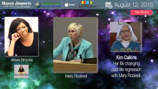 Mary Rodwell EXCLUSIVE - An Intimate Look Into Past Life Regression (August 2015)