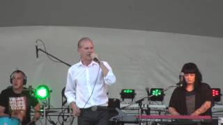 Men Without Hats Performing Where Do The Boys Go Live @ Legacy Park.Fort Saskatchewan. July 1, 2014.