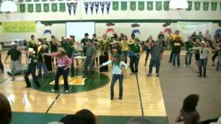 Mariposa County High School Can Dance!