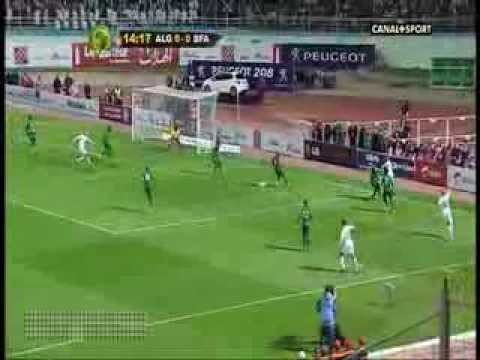 Algerie vs Burkina- Canal+Sport