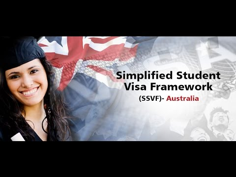 Australia New Rules for Student Visa (SSVF) | June 2016