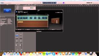 Video How To Record Awesome Sounding Guitar In Logic Pro X download MP3, 3GP, MP4, WEBM, AVI, FLV Oktober 2018