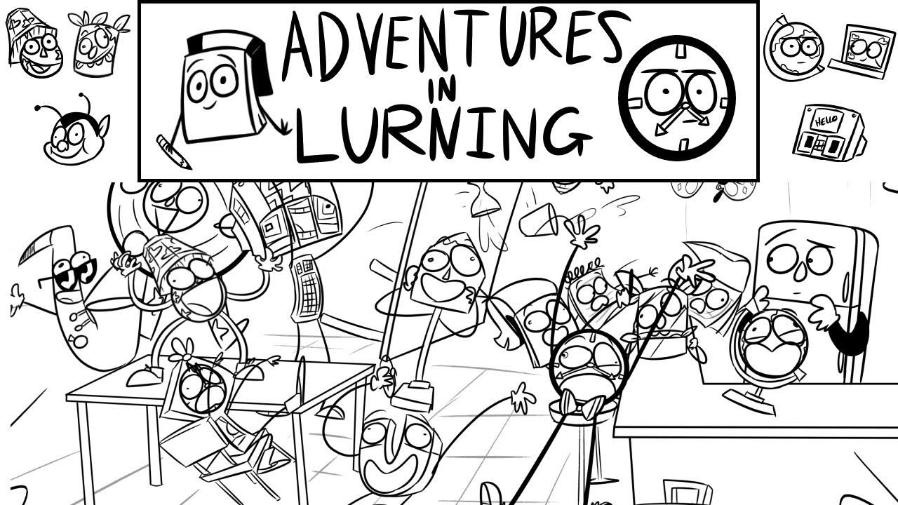 Download Sketchbook and Tony Adventures - Episode 17: You've Got Mail!