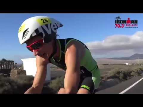 2016 Club La Santa IRONMAN 70.3 Lanzarote race video