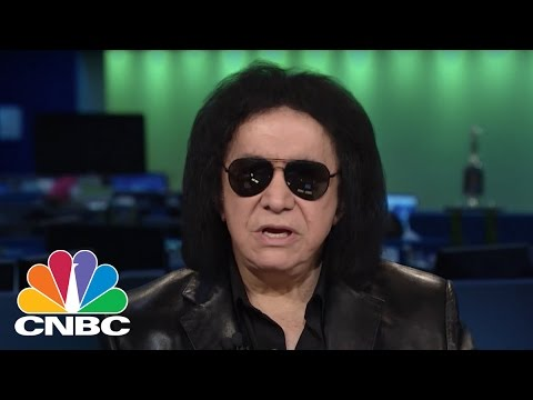 Kiss' Gene Simmons On Donald Trump's Leadership Style | Power Lunch | CNBC