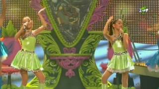 Junior Eurovision 2008: Elena Mannouri & Charis Savva - Gioupi Gia! (cyprus)