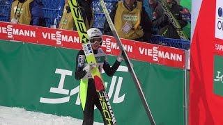 ❅ 2016.1.17 FIS Ski Jumping WorldCup Ladies Sapporo JPN 高梨君連勝! Danielaも意地のバッケンタイ! 2016ワールドカップ ジャンプ女子