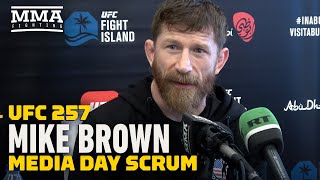 Mike Brown Prefers Dustin Poirier And Conor McGregor's Respectful Approach To Rematch At UFC 257