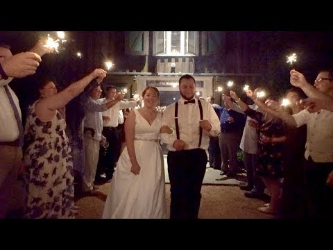 Anthony  Heather Rosewood Barn Wedding Film