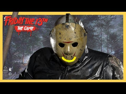 Jason Just Wants To Have Fun - Friday the 13th The Game