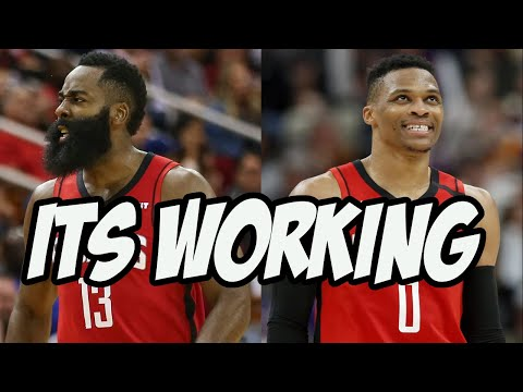 The Rockets Small Ball Is Working So Far | NBA News