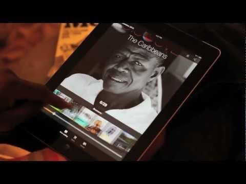 See Caribbean Commerce Magazine on iPad