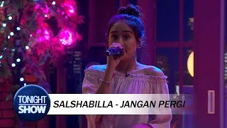 Download lagu Salshabilla Adriani Jangan Pergi Special Performance MP3