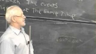 Cosmology, George Ellis | Lecture 4 Part 3
