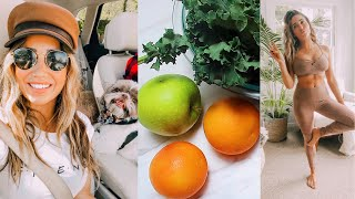 Changing My Diet + Supplements! Week in my life Vlog